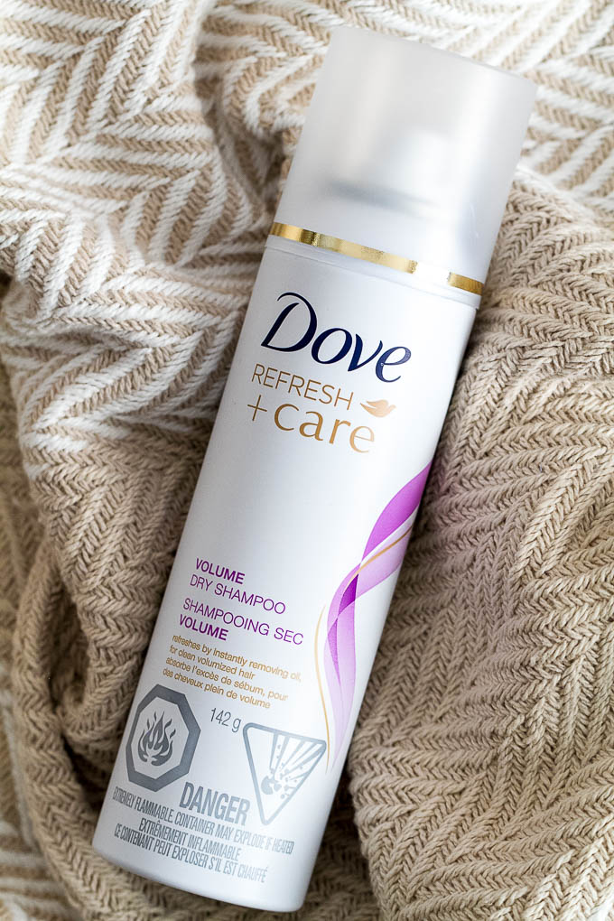 Dove Dry Shampoo