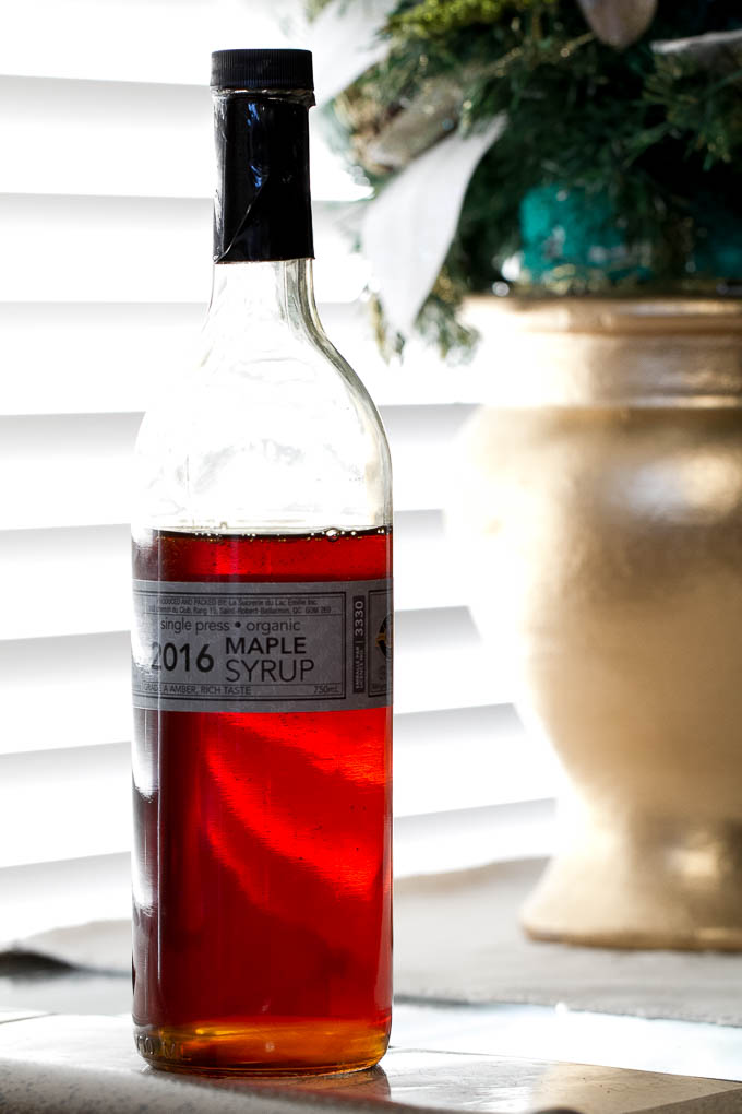 Fancy Maple Syrup