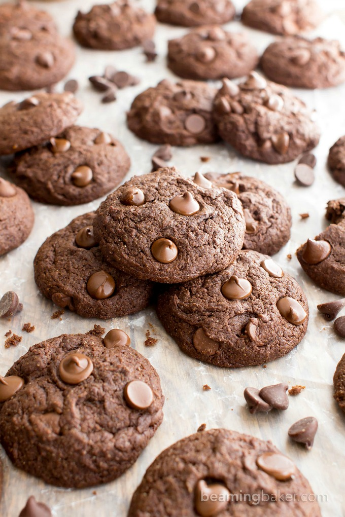 Vegan Brownie Cookies