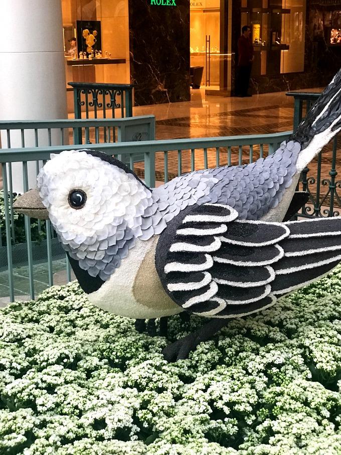 Flower Sparrow