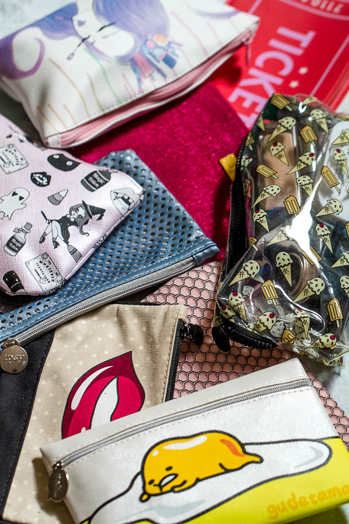 All The Ipsy Bags