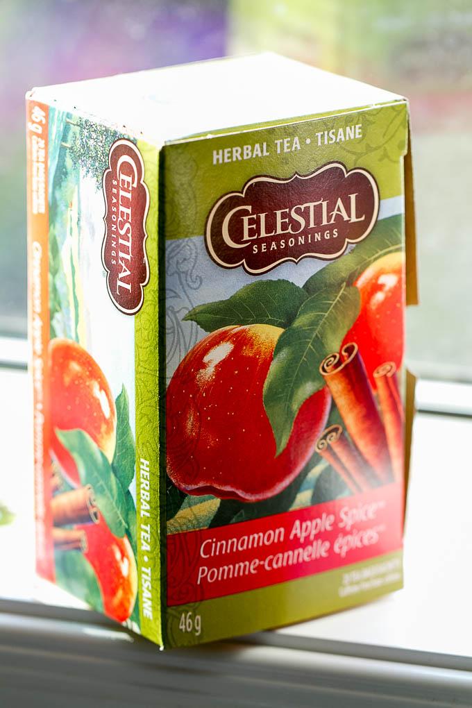 Cinnamon Apple Spice Tea