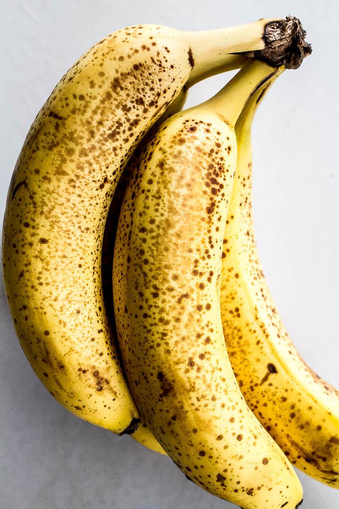 Beautifully Spotty Bananas