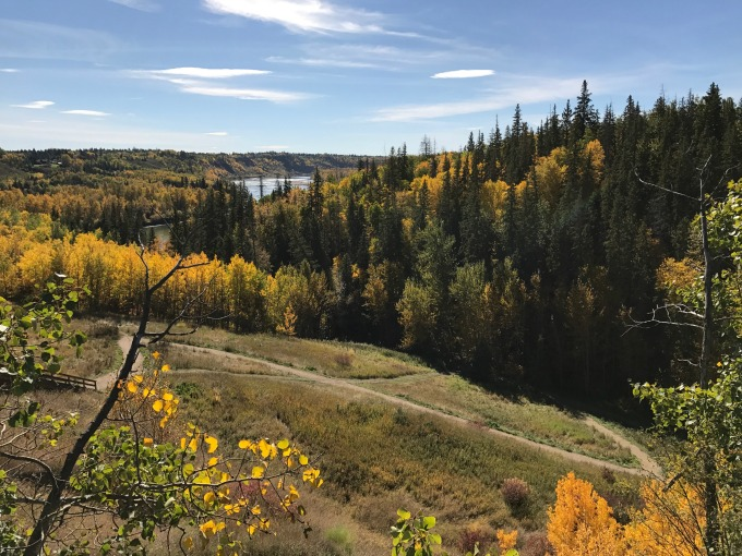 Fall River Valley