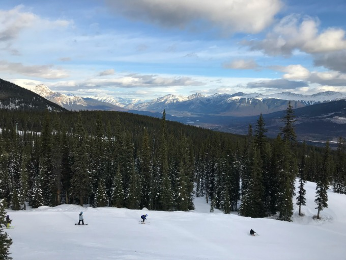 Early Season Mountains