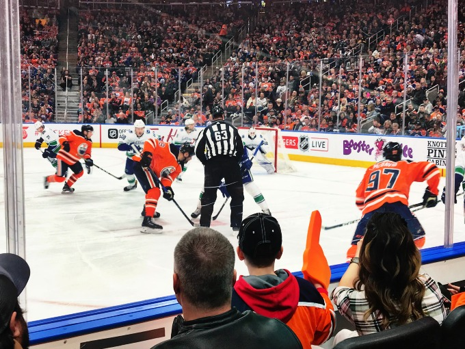 Oilers Hockey