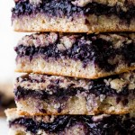 Blueberry Almond Oat Bars