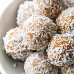 Grain Free Carrot Cake Bites