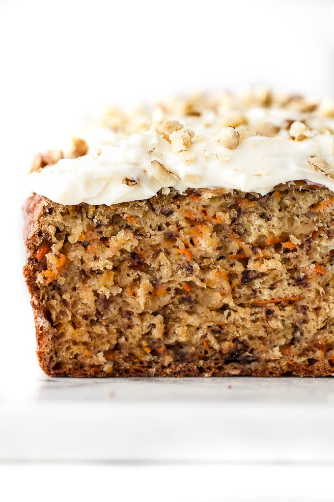 Carrot Cake Cream Cheese Frosting Without Butter
